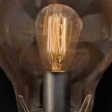 Ersatzleuchte Edison Glühlampe