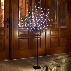 LED-Outdoor-Lichterbaum
