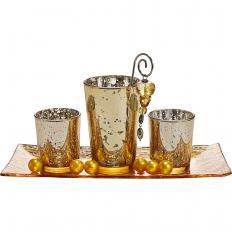 Teelichthalter-Arrangement