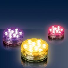 LED-Lichtzauber mit Farbwechsel
