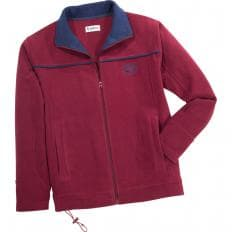 Thermo-Fleece Jacke,Marine