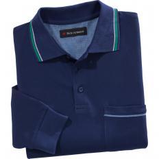 Pikee-Poloshirt-Set
