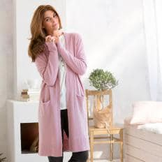 "Long-Cardigan ""Soft Touch"""
