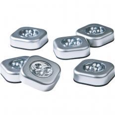 LED-Touchlampen im 6er-Set