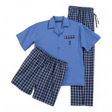 3-teiliger Pyjama
