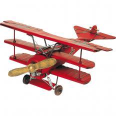 """Blechmodell Fokker """"Roter Baron"""""""