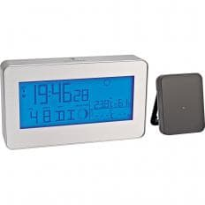 Funk-Wetterstation mit extragroßem LCD-Display