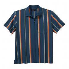 Poloshirt mit Ganzreißverschluss (Set)