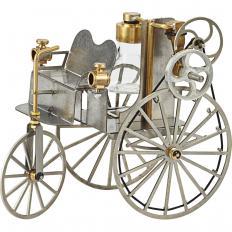 Mini-Dampf-Dreiradfahrzeug