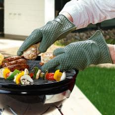Finger-Schutzhandschuhe Silikon 1 Paar