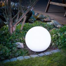 Premium-Solar-Leuchtkugel