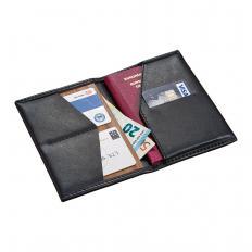 Reisepass-Brieftasche