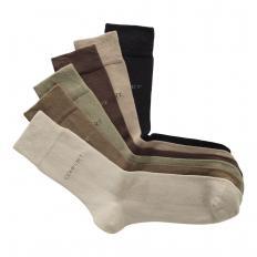 Antibakterielle Socken im 6er-Pack