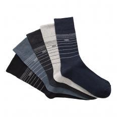Komfort-Socken im 5er-Pack