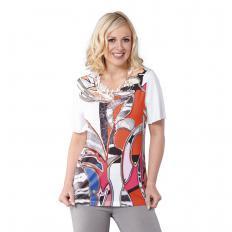 """Bedrucktes Shirt """"Jugendstil"""""""