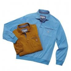 Interlock-Langarmshirt 2er Set