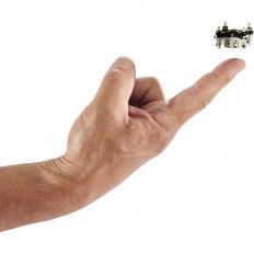 Funkgesteuerter Micro-Quadcopter