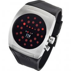 """LED Binär-Uhr """"Krone"""""""