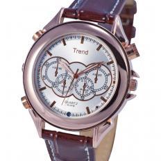 Elegante Armbanduhr mit Kamera