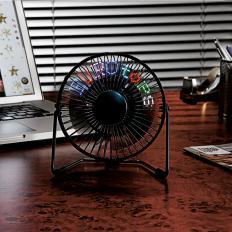 Ventilator mit LED-Animation