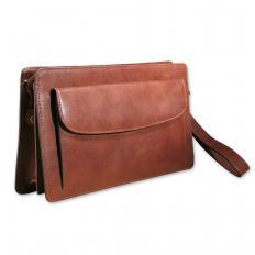 Herrentasche aus Rindsleder