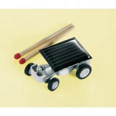 Lenkbares Solar-Auto