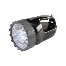 Aufladbarer Scheinwerfer mit 18 LEDs