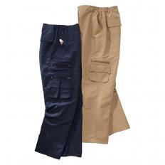 11-Taschen-Sommerhosen-Set Beide
