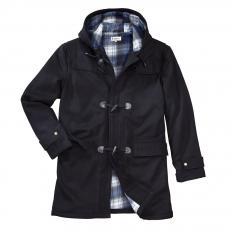 Woll-Duffle-Coat