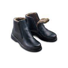 Gefütterte Komfort-Boots