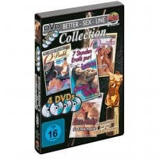 Erotik DVD Kollektion