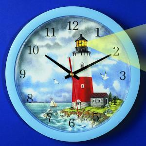 Leuchtturm-Uhr-1