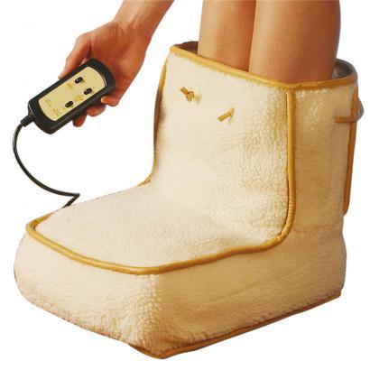 Fußwärmer mit Massagefunktion-1