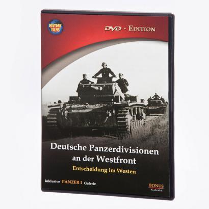 DVD-Set Geschichte der Panzer-1