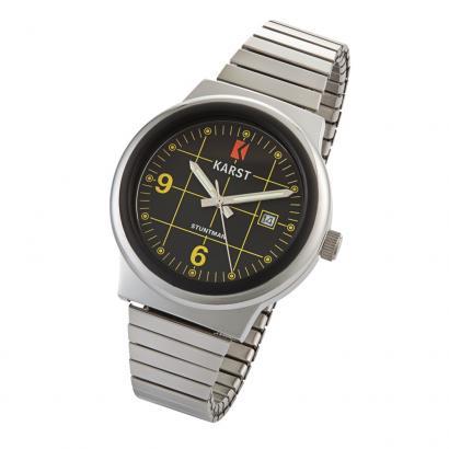 Extrem robuste Herren-Armbanduhr-1