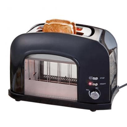 Transparenter Toaster-1