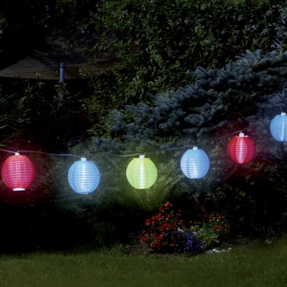 solar party lichterkette solar party lichterkette g nstig. Black Bedroom Furniture Sets. Home Design Ideas