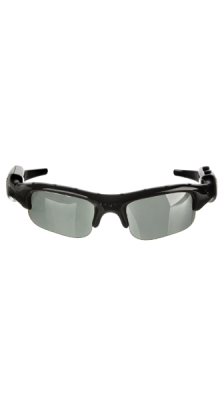 Brille mit Digitalrekorder-1