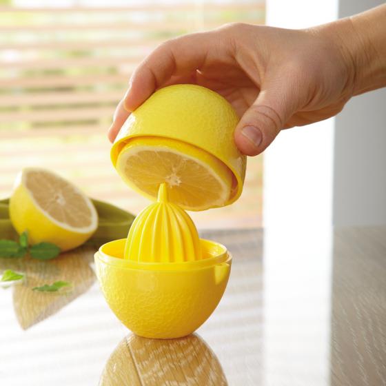 Ihr Geschenk: Zitronenpresse