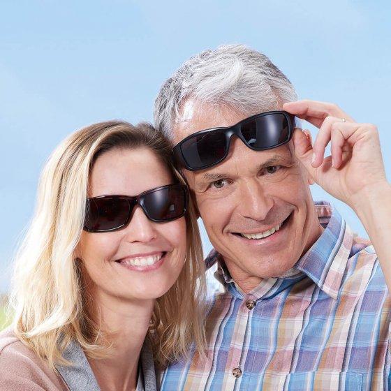 Polarisierende HD-Brillen 2er-Set