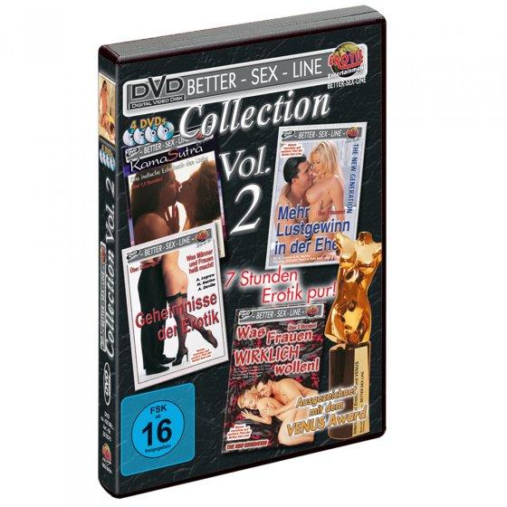 Erotik-DVD-Kollektion Teil 2