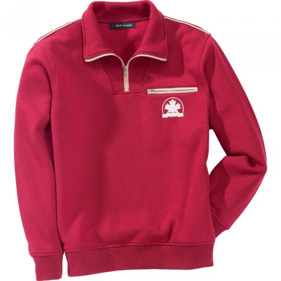 Polar-Sweater mit Brusttasche