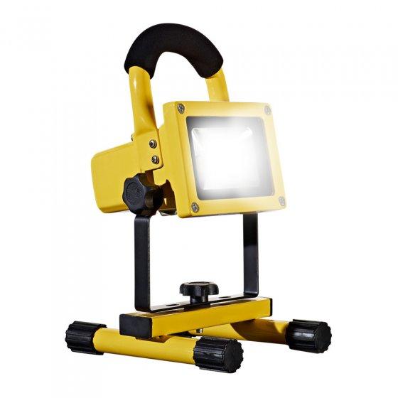 LED-Akku-Strahler