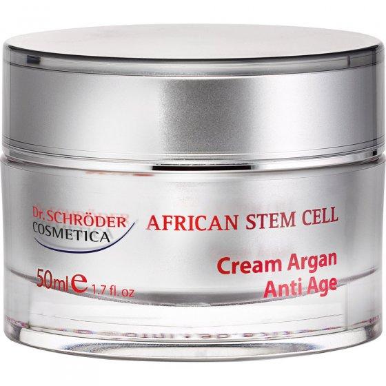 Argan-Kosmetik mit Hyaluronsäure (Creme)