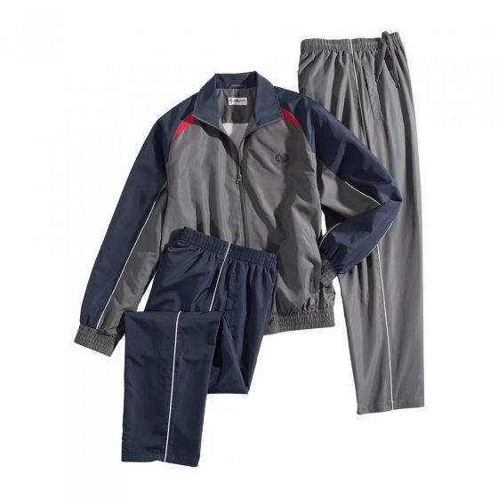Sportanzug mit 2 Hosen