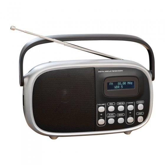 RDS-Kofferradio