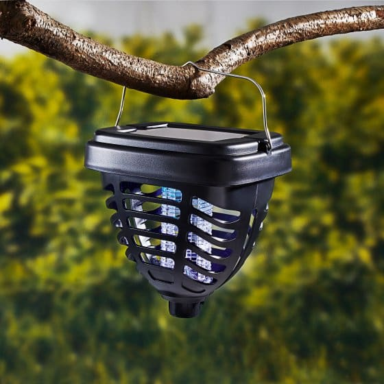 Solar-Mückenvernichter