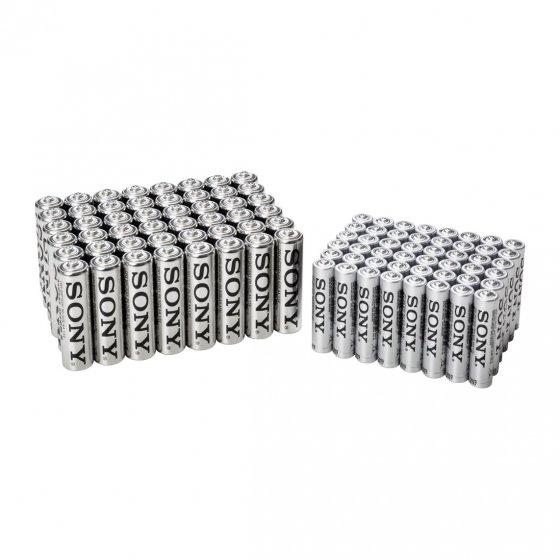 48er-Pack Batterien