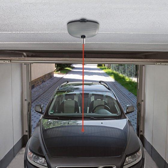 Laser-Einparkhilfe