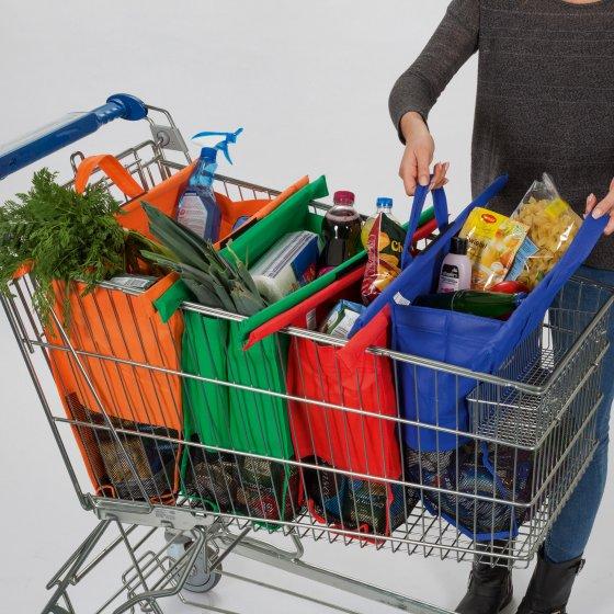 Einkaufstaschen-Set